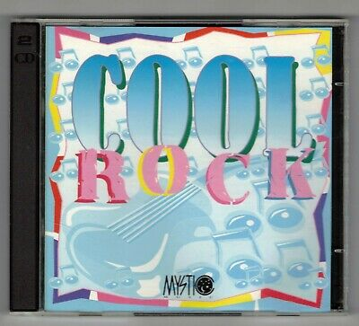 Mystic Music Presents Cool Rock 2 CD Set 80's Pop New Wave Cema Special Markets