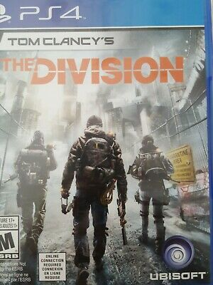 Tom Clancy's The Division (PlayStation 4, 2016)