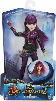 Disney Descendants 2 Mal Isle of the Lost Doll Outfit & Shoes NEW