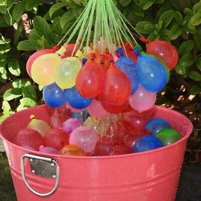 222 Pcs - Water Balloons Bombs Self-Sealing For Kids - Cheap & Fast delivery