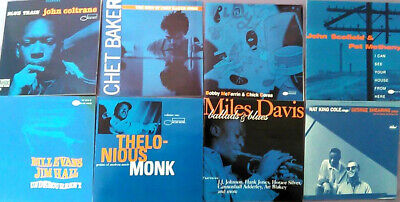 Lote CD Jazz Blue Note