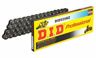 DID Chain NZ / 520/120 Links (Standard)- open with clip lock