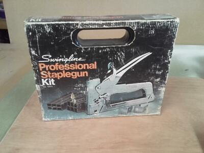 SWINGLINE Professional Staplegun kit