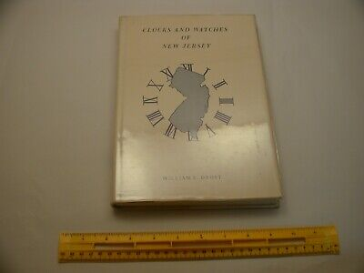 Book 1,369 - Clocks and Watches of New Jersey