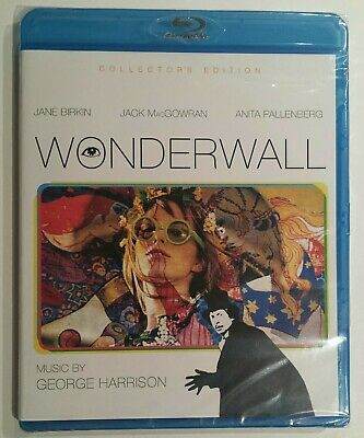 Wonderwall 1968 Collector's Edition Shout Factory - Region A Blu-ray 2014