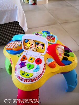 Tavolino del cagnolino Fisher Price