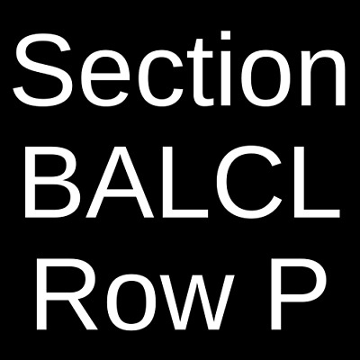 4 Tickets The Wizard of Oz 4/30/21 Red Bank, NJ