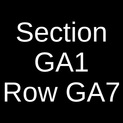 2 Tickets Caribou 10/29/20 Danforth Music Hall Theatre Toronto, ON