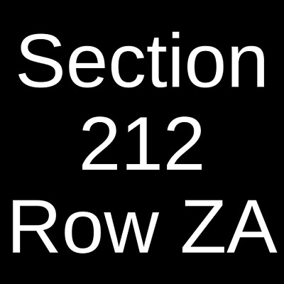 4 Tickets Foo Fighters 10/15/20 Resch Center Green Bay, WI