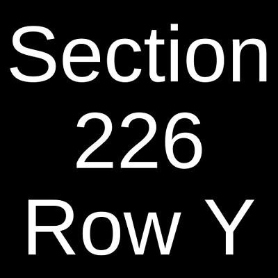 3 Tickets Foo Fighters 10/15/20 Resch Center Green Bay, WI