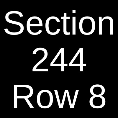 2 Tickets Tampa Bay Buccaneers @ Chicago Bears 10/8/20 Chicago, IL