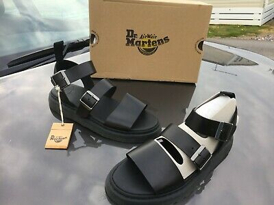 DR MARTENS VOSS Virginia Sandals Purple Heather UK 6.5 EU 40