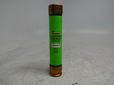 Bussmann Fusetron FRS-R-60 Fuse Energy Efficient Dual Element Time Delay RK5