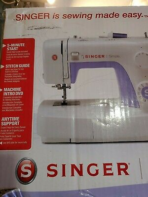 SINGER 3232 Simple Sewing Machine With Automatic Needle Threader Brand New!