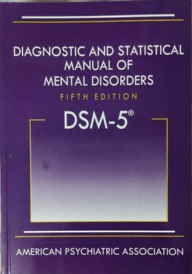FAST DELIVERY- Diagnostic and Statistical Manual of Mental Disorders DSM-5 (NEW)
