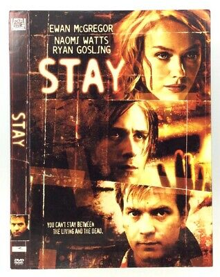 Stay *Slipcover ONLY* for DVD
