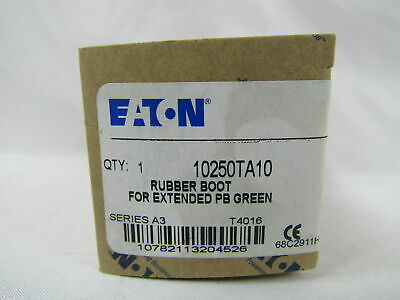 Eaton NSB 10250TA10 Pushbutton Accy Green