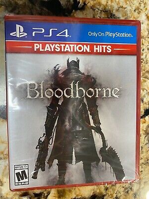 Bloodborne - PlayStation Hits PS4 [Brand New]