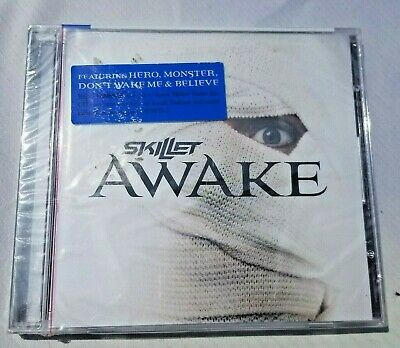 Awake by Skillet, Skillet (Christian Rock) (CD, Aug-2009, Atlantic (Label) NEW
