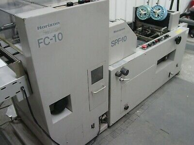 Horizon Digital Set Booklet Maker ( Producing Booklets With Pre Collated Sets)