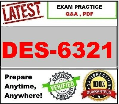 DES-6321 EMC Specialist Implementation Engineer VxRail Appliance Exam Practice
