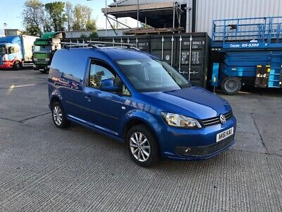 Volkswagen caddy 2.0 tdi 6 speed