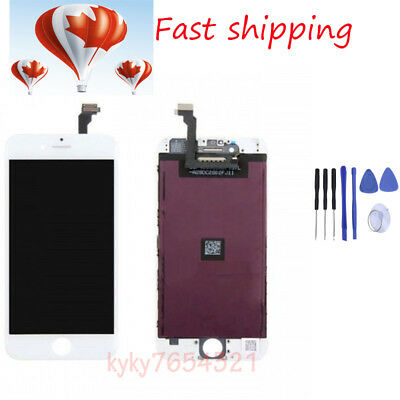 "Replacement  for White iPhone 6 Plus 5.5"" Display LCD Touch Screen Digitizer"