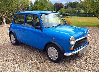 Rover Mini 1000 City E - 1,990 Miles From New - Yes 1,990 Miles - Superb - Px