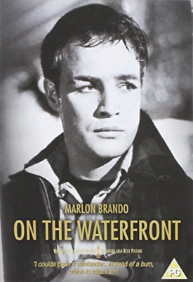 On The Waterfront (UK IMPORT) DVD NEW