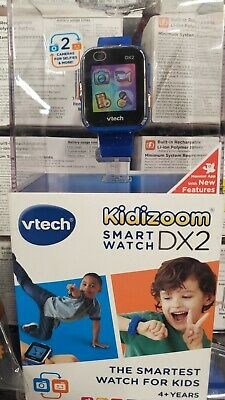 VTech Kidizoom Children Smartwatch DX2 - Blue