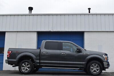 2018 Ford F-150 XLT Repairable Rebuildable Salvage Runs Great Project Builder Fixer Easy Fix Save