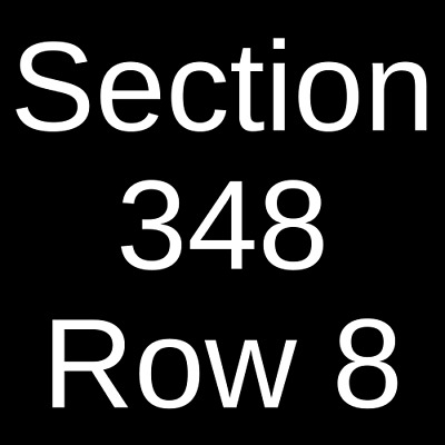 4 Tickets NCAA Men's Basketball Tournament: West Regional - Session 2 3/27/21