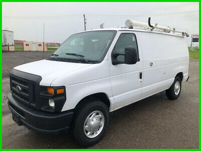 2011 Ford E250 Cargo Van Used