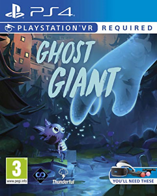 PS4-Ghost Giant (For Playstation VR) /PS4 (UK IMPORT) GAME NEW