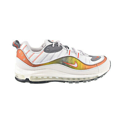 NIKE AIR MAX 2 Light Blue Lagoon Laser Orange White Men