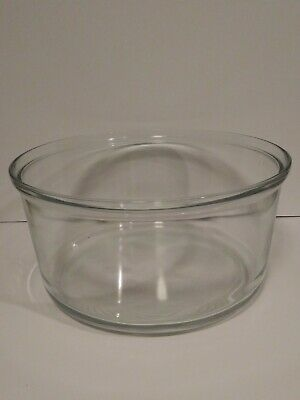 Sharper Image Super Wave Convection Oven Replacement Glass Bowl 8217