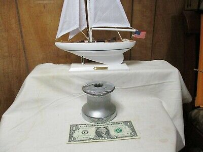 Barlow 15 Australia Sailboat 1-Speed Winch in Great Condition