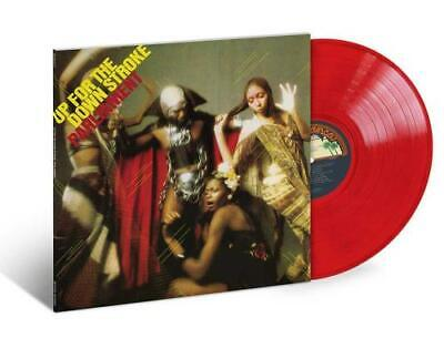 Parliament Up For The Down Stroke - Red Vinyl vinyl LP album record USA