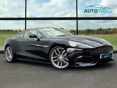 2015 Aston Martin Vanquish 5.9 V12 Touchtronic III 2dr