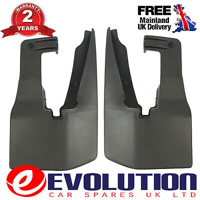 CRAFTER 2006 ON LH+RH A PAIR OF FRONT MUD FLAPS SPLASH GUARDS FIT SPRINTER