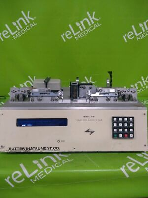 Sutter Instruments P-97 Flaming Brown Micropipette Puller