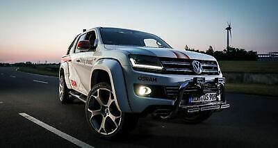 Osram LEDriving Full LED Scheinwerfer in Black Edition - VW Amarok