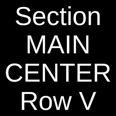 4 Tickets Kansas - The Band 9/26/20 Lerner Performing Arts Center Elkhart, IN