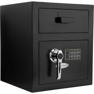 Barska Standard Keypad Depository Digital Cash Drop Safe