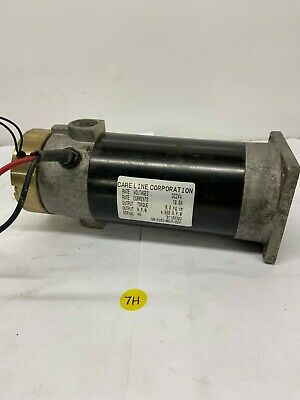 Pride Mobility Scooter Gear Motor P/N DM-5202-MOLP-024 * Free Shipping *