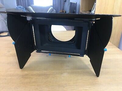 Redrock Micro Matte box with side and upper flags