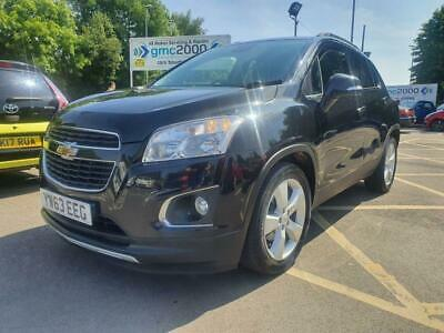 2014 Chevrolet Trax 1.6 LT 5d 113 BHP Hatchback Petrol Manual