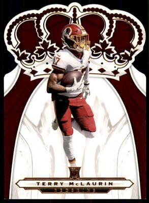 2019 Chronicles Crown Royale #CR-24 Terry McLaurin - Washington Redskins