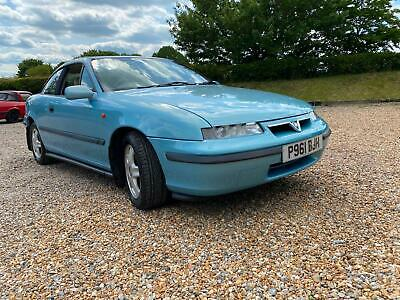 Vauxhall Calibra 2.0 SE6 Limited Edition 42k - Walk Around Video