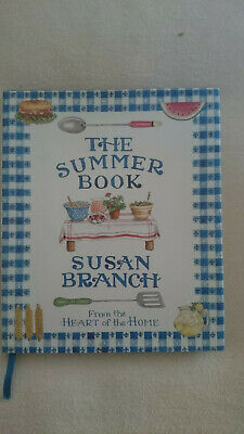 ''THE SUMMER BOOK'' from the Heart of the Home.Susan Branch.Lovely Recipe book.